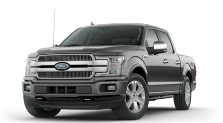 2020 Ford F-150 Platinum