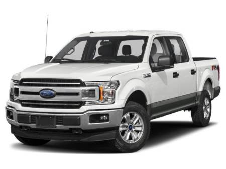 2020 Ford F-150 SUPERCREW 4X4 STYLE