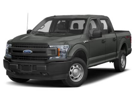 2020 Ford F-150 XL 4WD SuperCrew 5.5' Box