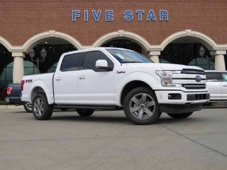 2019 Ford F-150 Supercharged LARIAT