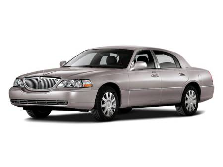 2008 Lincoln Town Car Executive