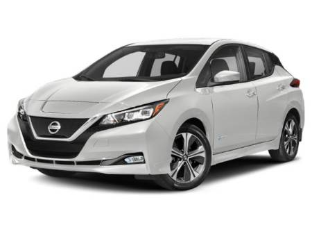 2020 Nissan Leaf SV PLUS
