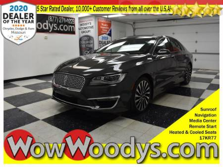 2017 Lincoln Lincoln MKZ Black Label