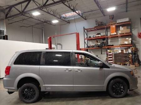 2019 Dodge Grand Caravan SXT Wheelchair Vehicle