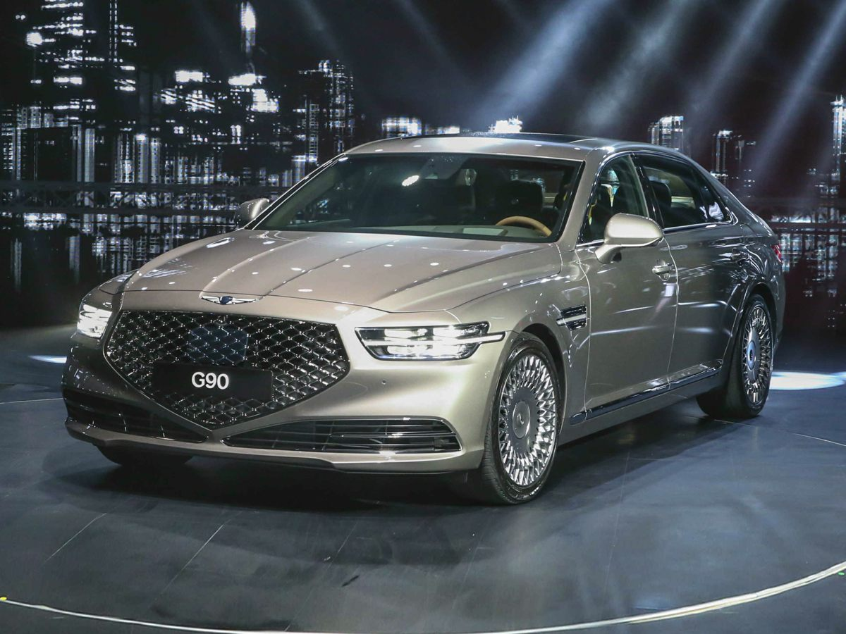 New 2020 Genesis G90 5.0L Ultimate