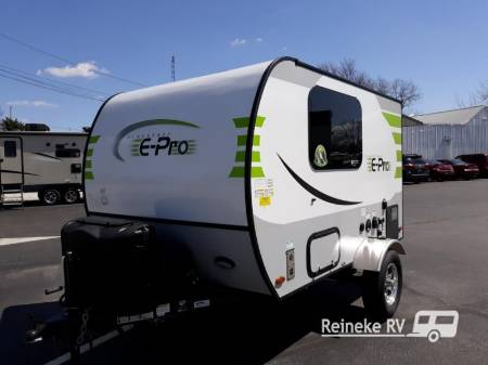 2019 Forest River Rv Flagstaff E-PRO 12SRK
