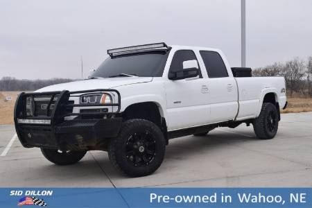 2003 GMC Sierra 2500HD SLE