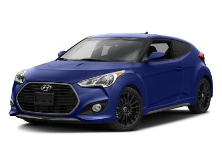 2016 Hyundai Veloster Turbo Rally Edition