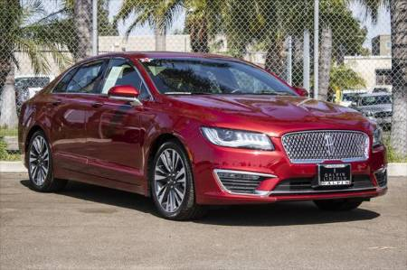 2019 Lincoln Lincoln MKZ Reserve II