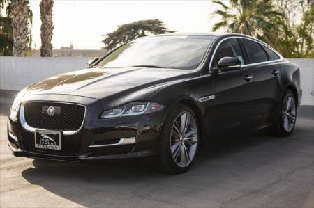 2016 Jaguar XJ Supercharged