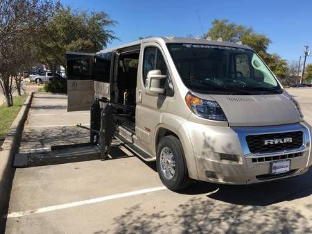 2019 RAM ProMaster 1500 Low Roof 136WB