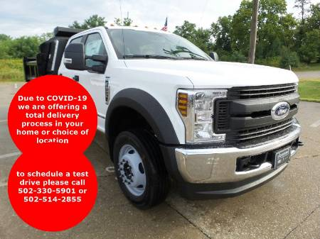 2019 Ford Super Duty F-550 DRW XL