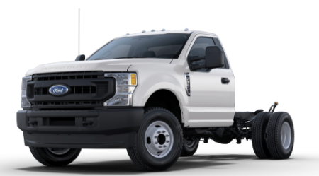 2020 Ford Super Duty F-350 DRW XL
