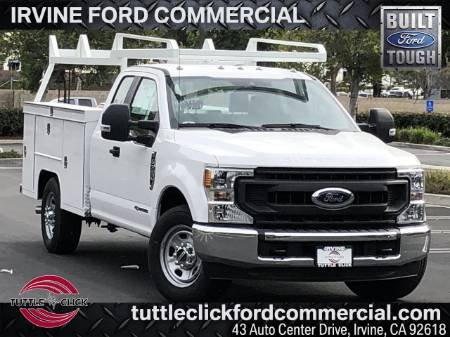 2020 Ford Super Duty F-350 SRW XL Scelzi 9' Utility Body Diesel