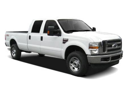 2009 Ford Super Duty F-350 SRW XL