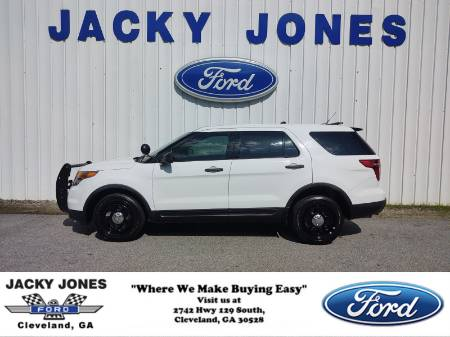 2015 Ford Utility Police Interceptor AWD