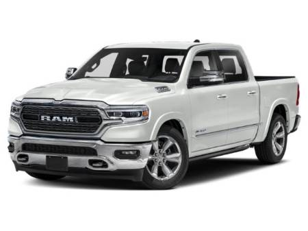 2019 RAM 1500 Limited Crew Cab 4X4 5.7L V8 HEMI Tow Package Power Running Boards Bed Liner Bed Cover