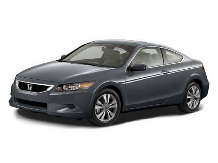 2008 Honda Accord Coupe EX