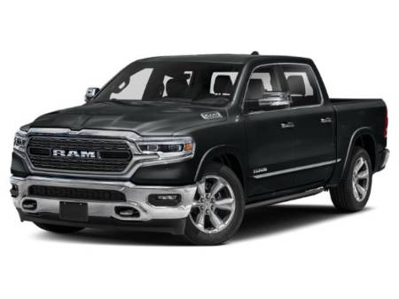 2020 RAM 1500 Limited Crew Cab 4X4 3.0L V6 Diesel Tow Package Power Running Boards Bed Cover Bed Liner