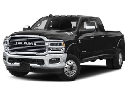 2020 RAM 3500 Limited Mega Cab 4X4 6.7L I6 5th Wheel Hitch Sunroof Tow Package Bed Liner