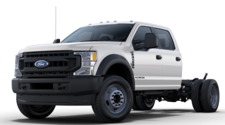 2020 Ford Super Duty F-450 DRW XL Knapheide 11' Service Body