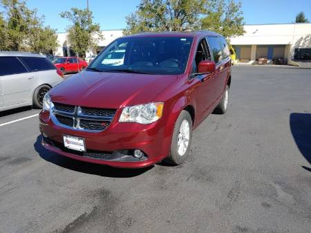 2019 Dodge Grand Caravan SXT Wheelchair Van