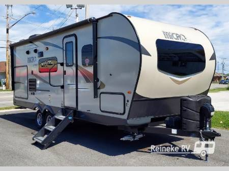 2020 Forest River Rv Flagstaff Micro Lite 25BDS