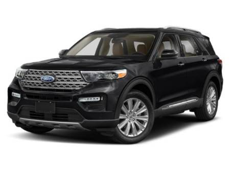 2021 Ford Explorer Base