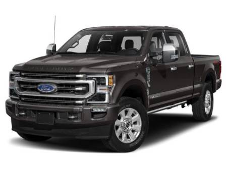 2020 Ford Super Duty F-350 SRW 4X4 CREW Cab PICKUP/