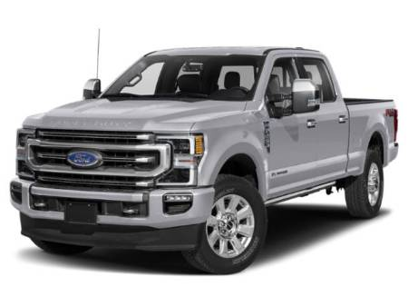 2021 Ford Super Duty F-250 SRW Platinum