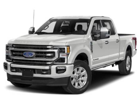 2021 Ford Super Duty F-250 Platinum