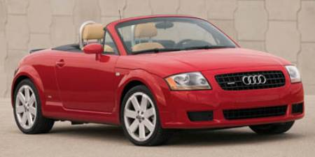 2005 Audi TT 2DR Roadster quattro Manual