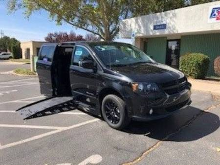 2019 Dodge Grand Caravan R T Wheelchair Van