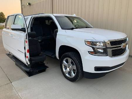 2015 Chevrolet Suburban LS Wheelchair Vehicle