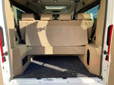 2020 RAM ProMaster 1500 Low Roof 136WB Wheelchair Vehicle