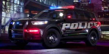 2021 Ford Police Interceptor Utility