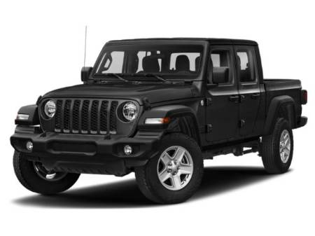 2020 Jeep Gladiator Rubicon Crew Cab 4X4 3.6L V6 Tow Package Heated Seats Remote Start