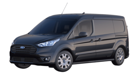 2021 Ford Transit Connect Commercial XLT Cargo Van