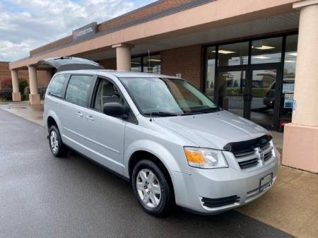 2010 Dodge Grand Caravan SE Wheelchair Van