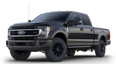 2020 Ford Super Duty F-250 SRW King Ranch