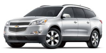 2009 Chevrolet Traverse Front-Wheel Drive LTZ