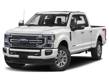 2021 Ford Super Duty F-350 SRW 4X4 CREW Cab PICKUP/