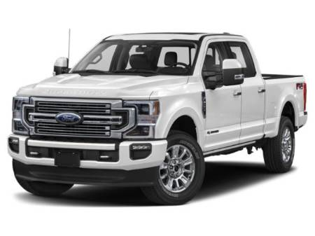 2021 Ford Super Duty F-250 SRW Limited