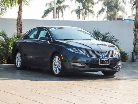 2013 Lincoln Lincoln MKZ 4DR Sedan FWD
