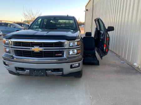 2014 Chevrolet Silverado LT Wheelchair Vehicle