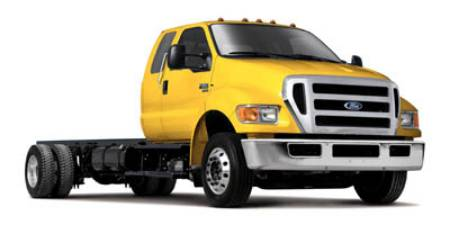 2008 Ford F-650SD XL