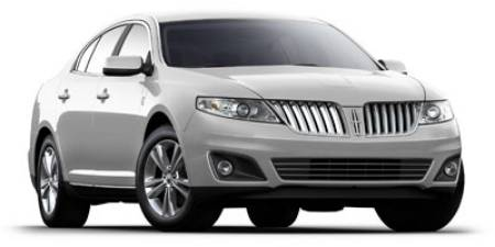 2012 Lincoln Lincoln MKS EcoBoost®