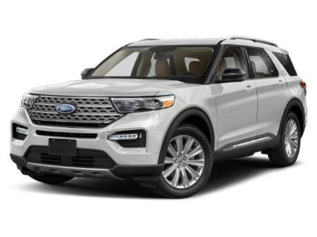 2021 Ford Explorer Base RWD