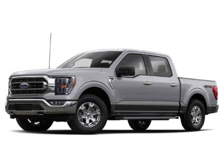 2021 Ford F-150 SUPERCREW 4X4 STYLE