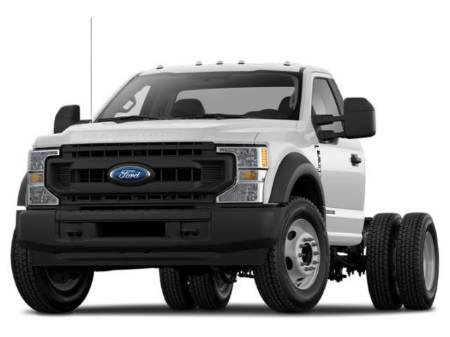 2021 Ford Super Duty F-550 DRW XL Diesel